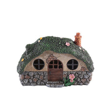 Load image into Gallery viewer, Solar Powered Fairy House Pathway