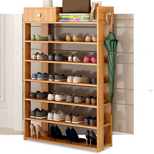 Multifunctional Shoe Rack Storage