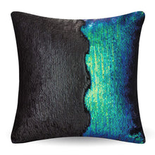 Load image into Gallery viewer, 4 Pack Reversible Sequins Cushion Covers