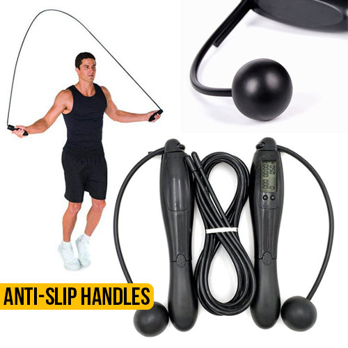 Digital Skipping Rope