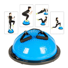 Load image into Gallery viewer, Trainer Exercise Yoga Half Balance Ball