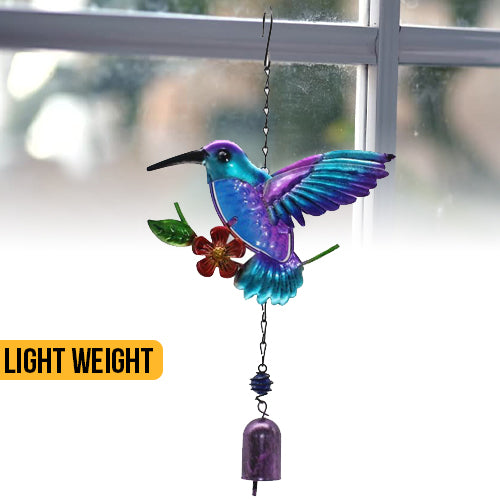 Outdoor Garden Bird Wind Chimes
