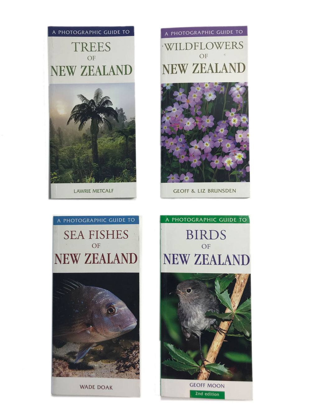 Photographic Guide of New Zealand