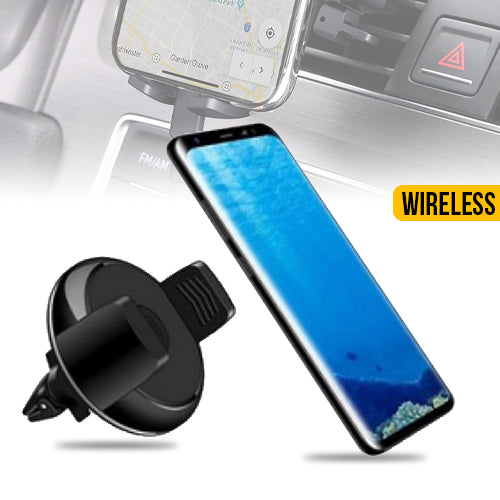 Wireless Charger & Phone Holder
