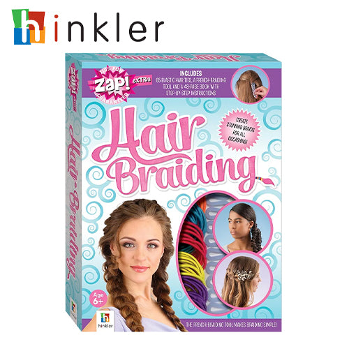 Zap! Hair Braiding Kit