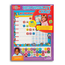 Load image into Gallery viewer, Calendar & Responsibility Chart set of 2