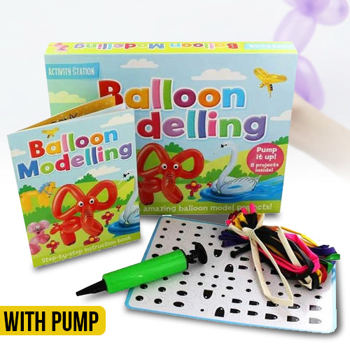 Balloon Modelling Activity Station