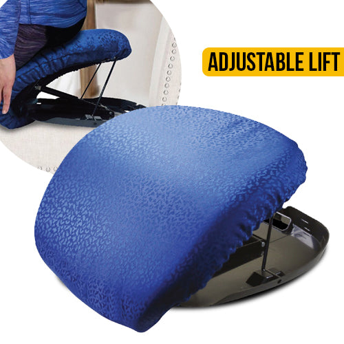 Lift Up Booster Seat - Memory Foam Cushion