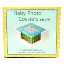 Load image into Gallery viewer, Baby Photo Coasters