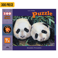 Load image into Gallery viewer, Double Trouble Jigsaw Puzzle
