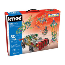 Load image into Gallery viewer, Knex Power and Play Building Set 529 Pieces