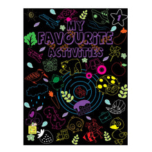 Load image into Gallery viewer, My Favourite Activities Books