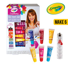 Load image into Gallery viewer, Crayola Mix Your Own Lip Gloss Kit