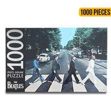 Load image into Gallery viewer, The Beatles Jigsaw: Abbey Road