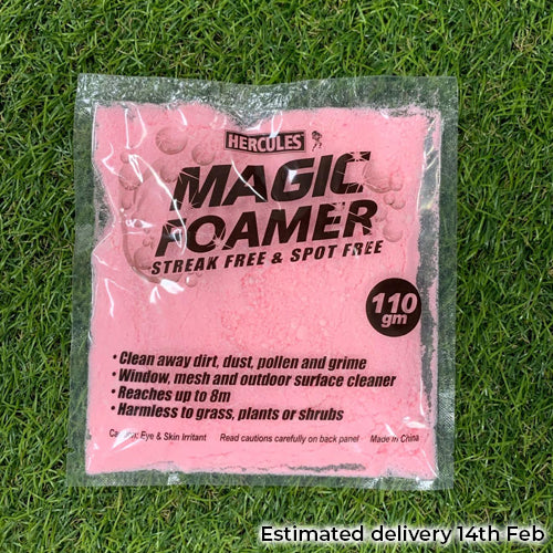 Magic Foamer Sachet 110 Grams