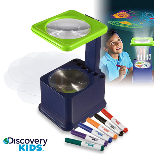 Discovery Kids Art Sketcher Projector