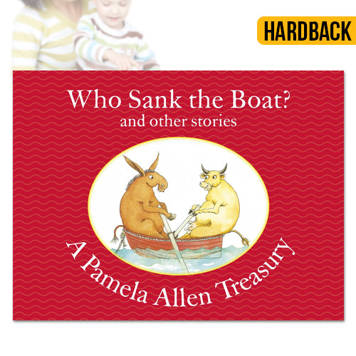 Who Sank the Boat? And Other Stories - Book Sale