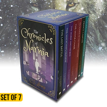 Load image into Gallery viewer, The Chronicles of Narnia Book Set By C.S Lewis