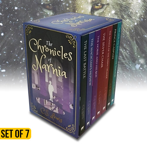 The Chronicles of Narnia Book Set By C.S Lewis