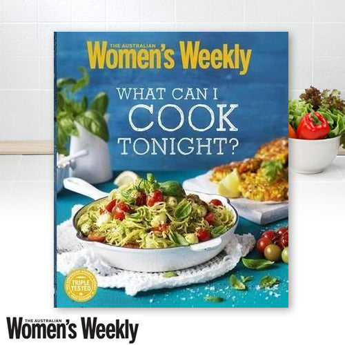 The Australian Womens Weekly - What Can I Cook Tonight