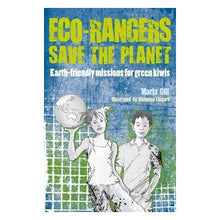 Load image into Gallery viewer, Eco-Rangers Save the Planet