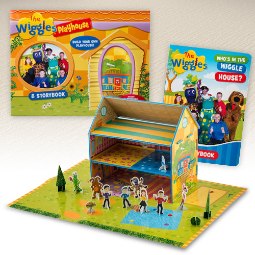 The Wiggles Playhouse & Storybook