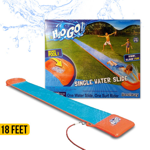 Bestway Water Slide - Easy To Set Up