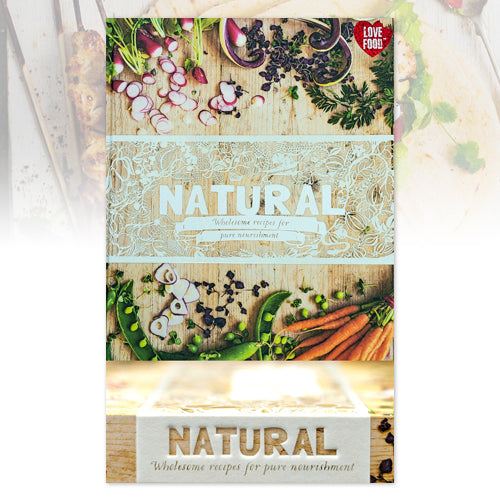 Natural Wholesome Recipes