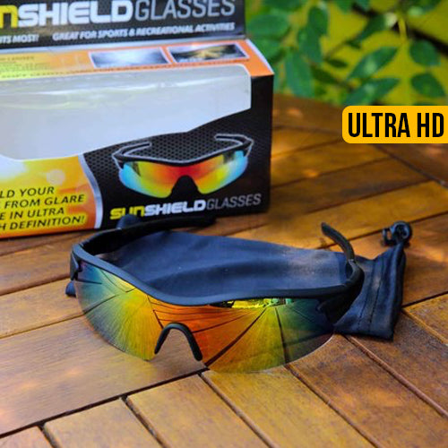 Sun Shield Glasses