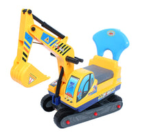 Load image into Gallery viewer, Kids Ride On Digger