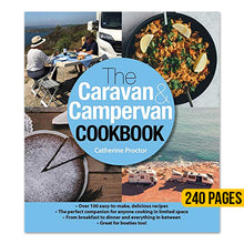 Load image into Gallery viewer, Campervan & Caravan Cooking