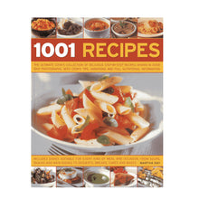Load image into Gallery viewer, 1001 Recipe Cookbook