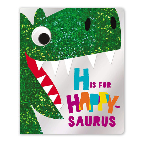 H is for Happy-Saurus: Alphabet and Emotion