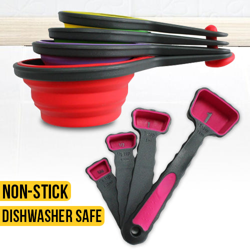 Collapsible Silicone Bakeware