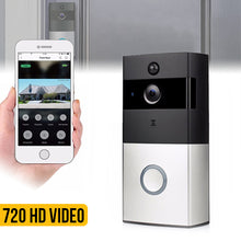 Load image into Gallery viewer, Smartphone Wireless Video Doorbell - Motion Activated Alerts