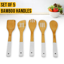 Load image into Gallery viewer, Eco Friendly Utensils Bamboo