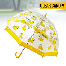 Load image into Gallery viewer, Childrens Duck Umbrella