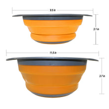Load image into Gallery viewer, Collapsible Colander 2 different sizes
