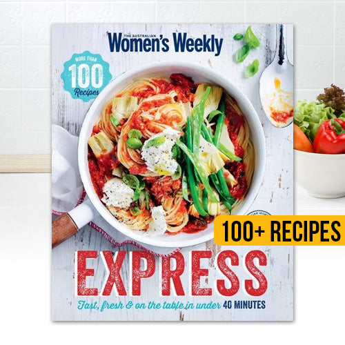 The Australian Womens Weekly - Express Food