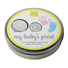 Load image into Gallery viewer, Baby Hand Print Kit