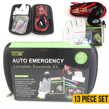 Load image into Gallery viewer, Auto Emergency Complete Roadside Kit