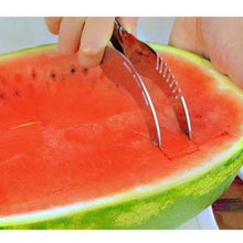 Load image into Gallery viewer, Watermelon Slice N Serve Tool