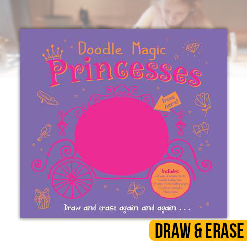 Doodle Magic Princess