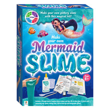 Load image into Gallery viewer, Make Your Own Mermaid Slime Kit