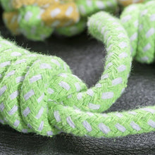 Load image into Gallery viewer, Dog Rope Toy Set