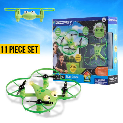 Discovery Kids Stunt Zip Drone