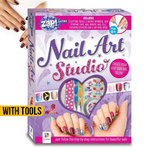 Load image into Gallery viewer, ZAP Nail Art Studio