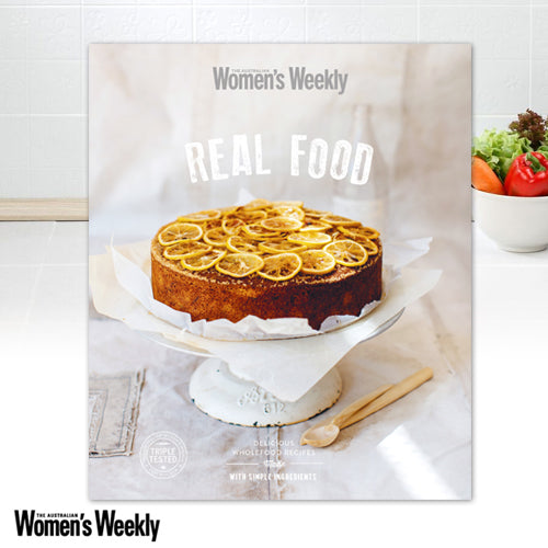 Australian Womens Weekly Weekly Real Food