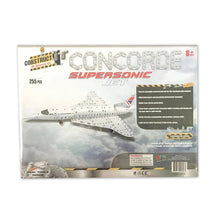 Load image into Gallery viewer, Construct It: Concorde Supersonic Jet