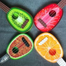 Load image into Gallery viewer, Cute Fruit Ukulele Toy Guitar - Strawberry